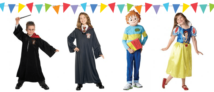sc 1 st  Struts Fancy Dress & World Book Day Costume ideas for March 2014