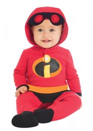 Baby Size Disney Incredibles Romper Costume