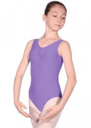 Lilac Sheree Sleeveless Dance Leotard