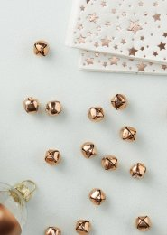Rose Gold Mini Bell Party Table Confetti