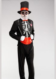 Adult Mens Day of The Dead Costume View 091c53ab0ea8