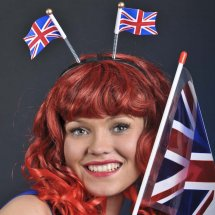 British Patriotic Party Supplies