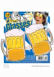 Stag Night Beer Goggles Glasses