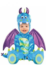 Baby Size Cute Little Dragon Costume