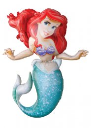 Inflated Little Mermaid Ariel Airwalker Balloon