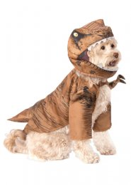 Jurassic World Dinosaur T-Rex Pet Dog Costume