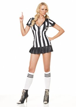 Womens Game Official Referee Costume
