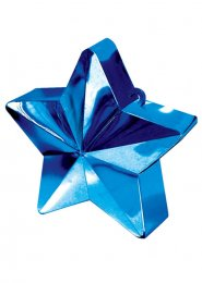 Royal Blue Star Balloon Weight