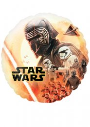 Inflated Star Wars Helium Party Balloon