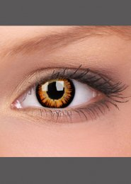 Halloween Twilight Brown Eye Lenses 1 Year