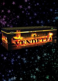 Vendetta Compound Barrage Firework Display Kit