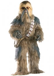 Adult Star Wars Supreme Edition Chewbacca Costume