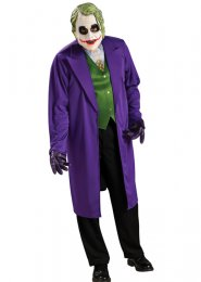 Adult The Dark Knight The Joker Costume