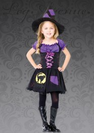 Leg Avenue Kids Witch Costume