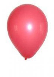 Bright Red Party Balloons Pk 100