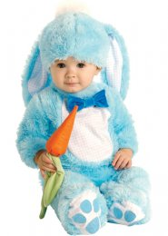 Baby Size Lil Blue Bunny Rabbit Costume