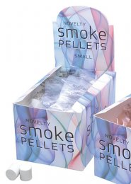 Small White Smoke Pellets Pack 2