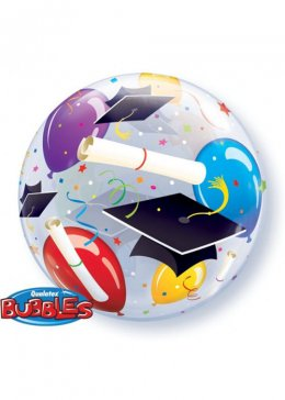 Graduation Party Bubble Balloon