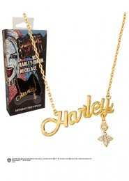 Suicide Squad Harley Quinn Replica Harley Necklace
