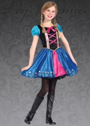 Girls Leg Avenue Anna Alpine Princess Costume