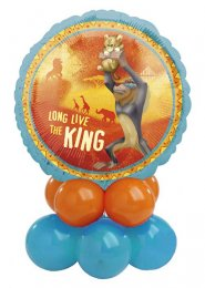 The Lion King Inflated Balloon Table Centrepiece