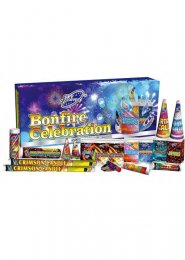 Bonfire Celebration Firework Selection Box