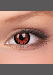Halloween Red Volturi Crazy Eye Lenses 1 Year