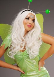 Green Pixie Fairy Wings