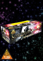 Sorcerers Shadow Compound Barrage Firework Display Kit