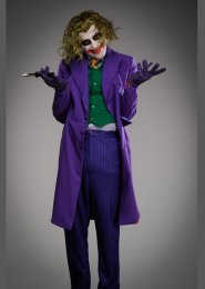 Adult Grand Heritage Deluxe The Joker Costume