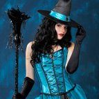 Halloween Witch Fancy Dress