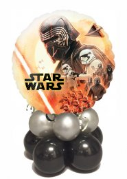 Star Wars Inflated Balloon Table Centrepiece