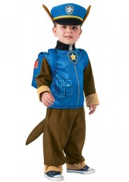Kids Size Paw Patrol Chase Costume