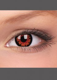 Halloween Red Volturi Daily Eye Lenses