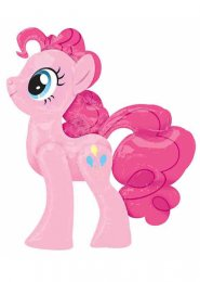Inflated Pink My Little Pony Airwalker Balloon