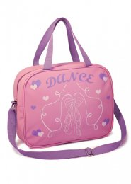 Pink Ballet Dance Shoulder Bag