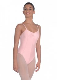 Pale Pink Tara Strappy Dance Leotard