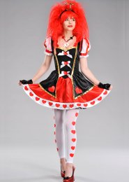Teen Size Queen of Hearts Costume