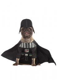 Star Wars Darth Vader Dog Pet Costume