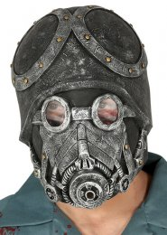 Halloween Nuclear Apocalypse Soldier Mask