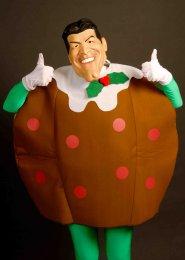 Kostüme Kostüme Verkleidungen Adult The Joker Style Brown Straight