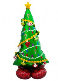Inflated Large Christmas Tree Airloonz Party Balloon