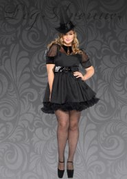 Plus Size Leg Avenue Bewitching Witch Costume