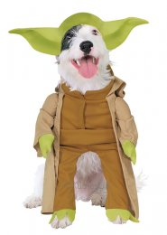 Star Wars Yoda Dog Pet Costume