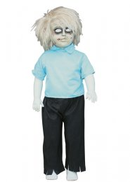 Halloween Zombie Boy Scary Prop Doll