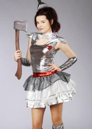 Girls and Teens Tinman Heartthrob Costume