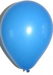 Standard Blue Party Balloons Bag of 100