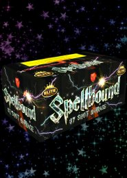 Spellbound Compound Barrage Firework Display Kit