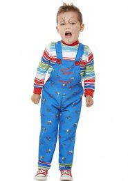 Toddler Size Chucky Doll Costume