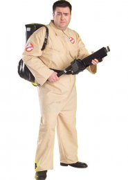 Mens XL Ghostbusters Halloween Costume